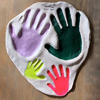 Family Hand Mold