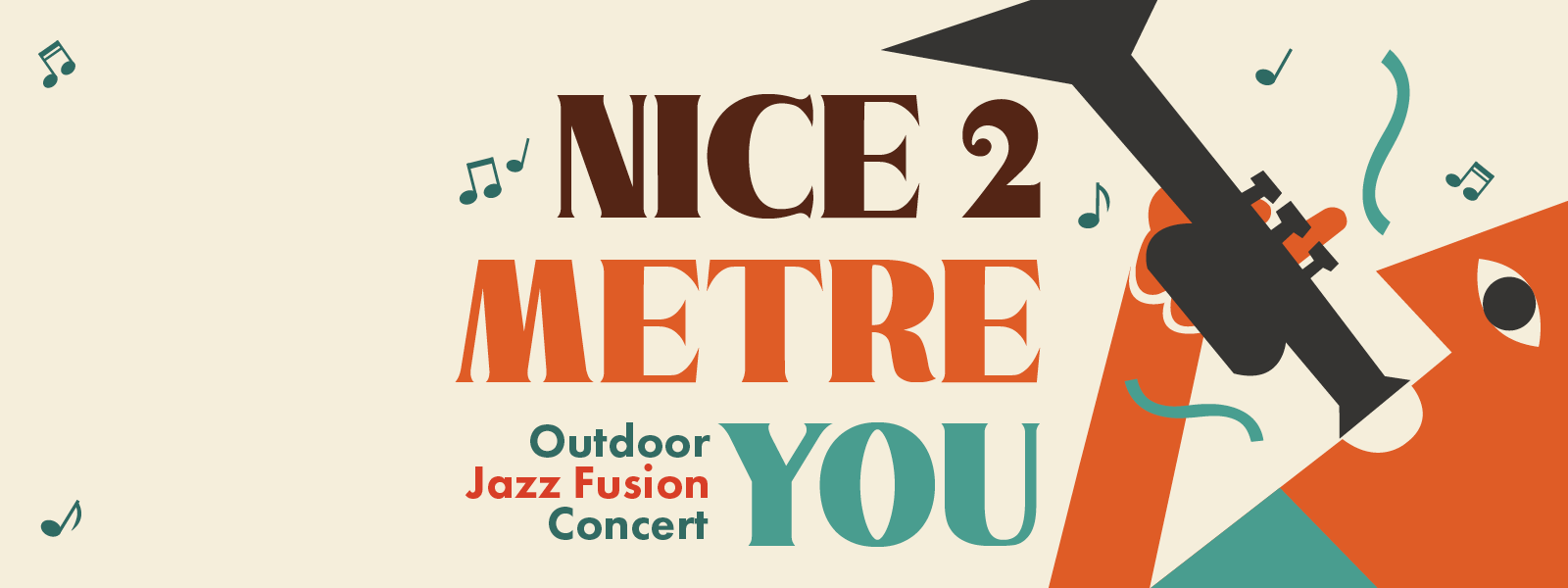 Nice 2 Metre You - Outdoor Concert
