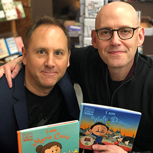 Brad Meltzer and Chris Eliopoulos