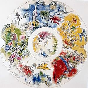 Circle of Life - Marc Chagall