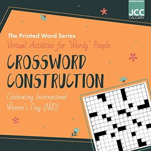 Crossword Construction