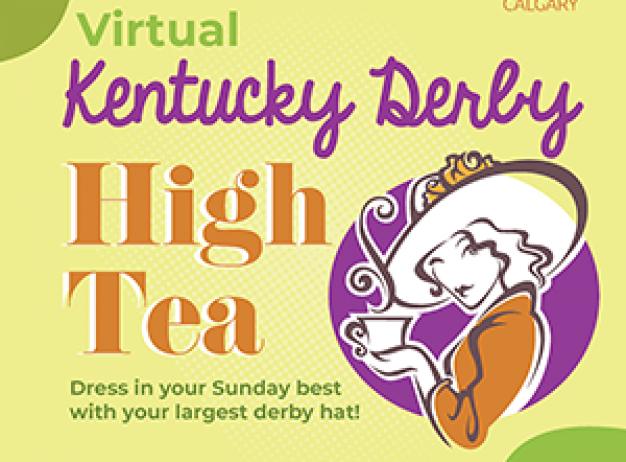 Kentucky Derby High Tea